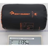 Vorschau: Sea to Summit EtherLite XT Extreme Rectangular - Schlafmatte black-orange - Bild 7