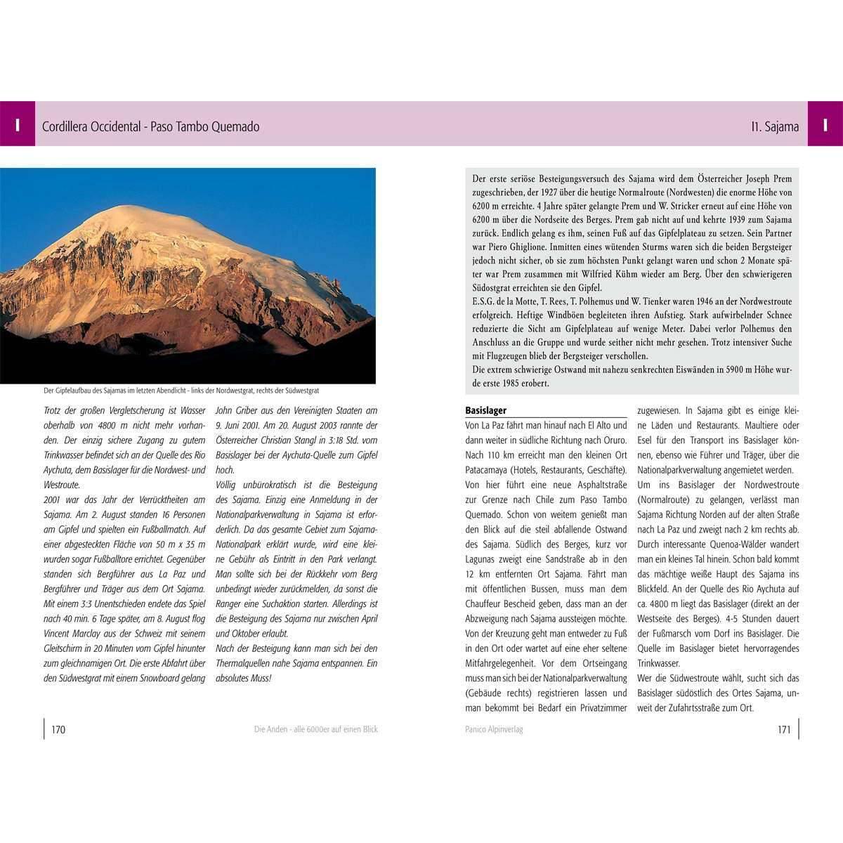 Panico Verlag Anden - Bergführer - Bild 7