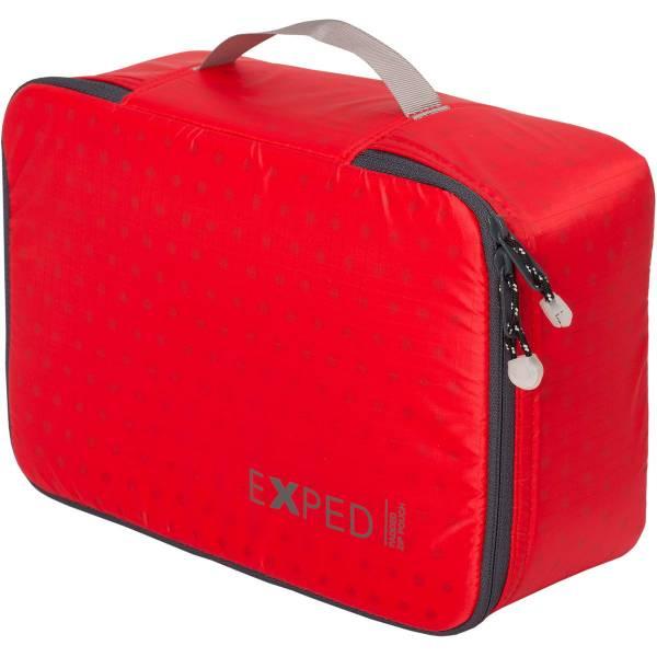 EXPED Padded Zip Pouch L - gepolsterte Tasche red - Bild 1