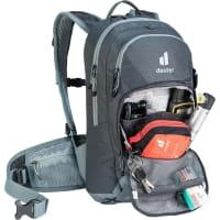 Vorschau: deuter Attack 8 JR  - Protektor-Rucksack für Kinder graphite-shale - Bild 18