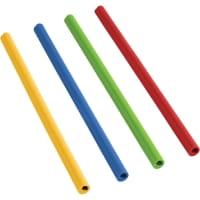 Coghlans Silicone Straws - Trinkhalme