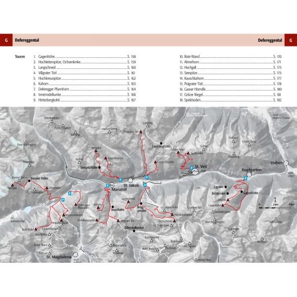 Panico Verlag Südtirol Band 1 - Skitourenführer - Bild 4
