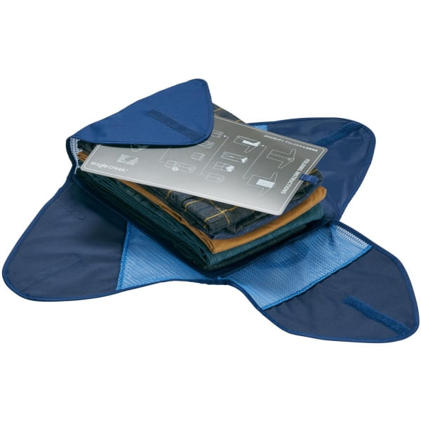 Eagle Creek Pack-It™ Reveal Garment Folder aizome blue-grey - Bild 6
