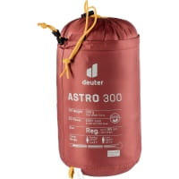 Vorschau: deuter Astro 300 - Daunen-Schlafsack redwood-curry - Bild 6