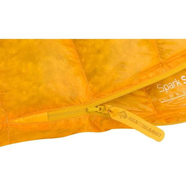 Sea to Summit Spark Sp0 - Schlafsack yellow - Bild 5