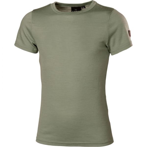 IVANHOE UW Jr Jive Junior T-Shirt - Funktionsshirt lichen green - Bild 2