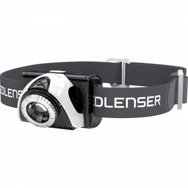 Ledlenser SEO 5 - Kopflampe grau - Bild 3