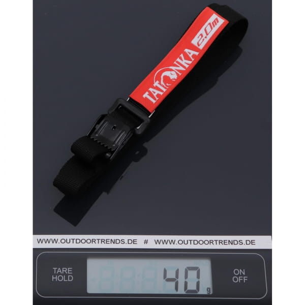 Tatonka Easy Strap 18 mm 200 cm - Befestigungsriemen - Bild 3