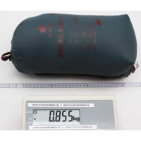 Vorschau: deuter Astro Pro 400 SL - Daunen-Schlafsack teal-redwood - Bild 5
