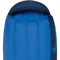 Vorschau: Sea to Summit Trek TkI - Schlafsack bright blue-denim - Bild 10