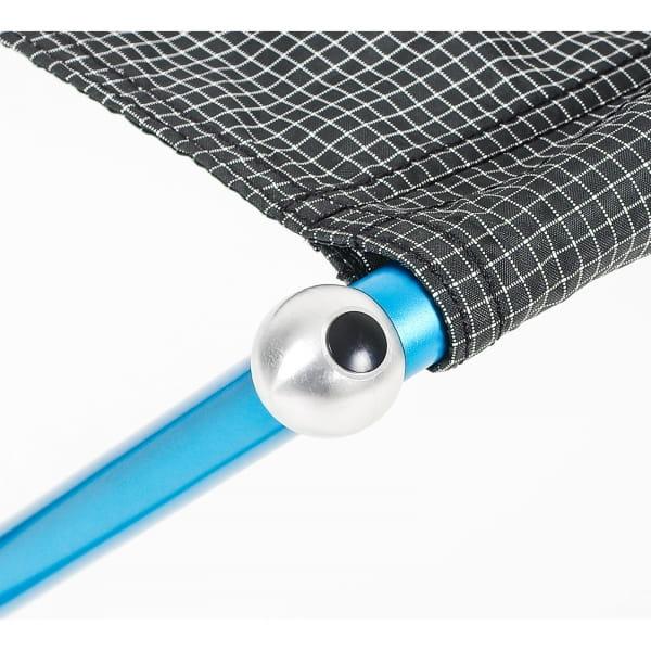 Helinox Speed Stool M - Falthocker black-blue - Bild 6
