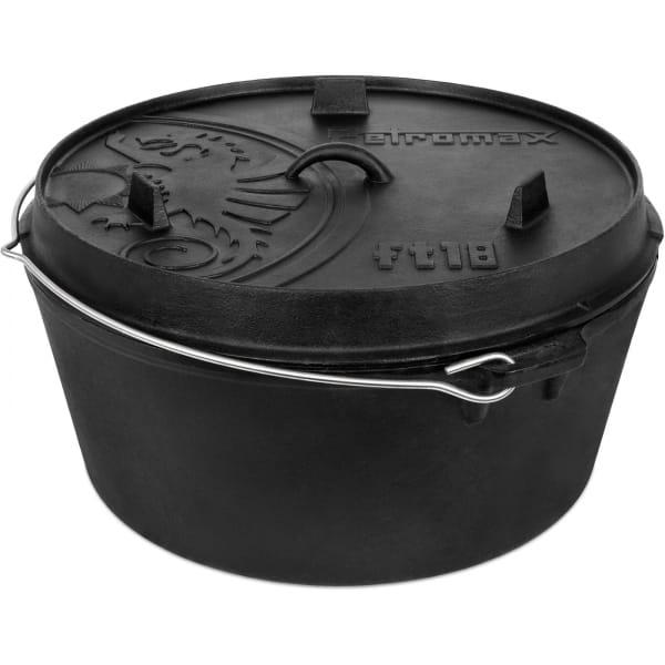 Petromax Feuertopf ft18 ohne Füße - Dutch Oven - Bild 1