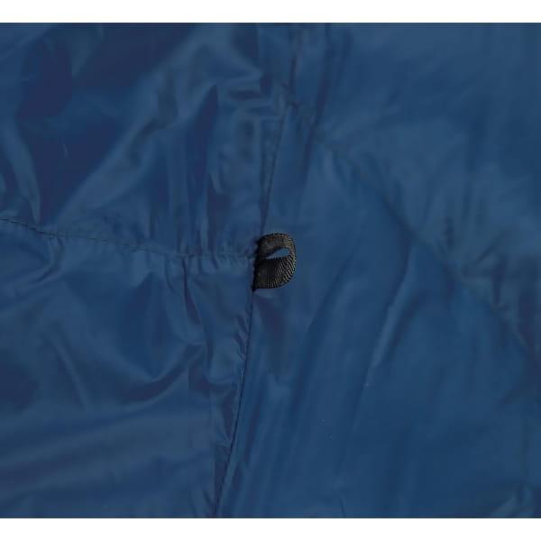 Grüezi Bag Biopod DownWool Ice - Daunen- & Wollschlafsack night blue - Bild 14