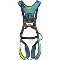 Vorschau: Climbing Technology Flik - Komplettgurt blue-lime-black - Bild 2