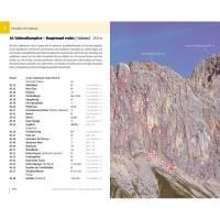 Vorschau: Panico Verlag Wetterstein Süd - Kletterführer - Bild 5