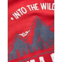 Vorschau: Chillaz Men's Retro Worry Less - T-Shirt dark red - Bild 12