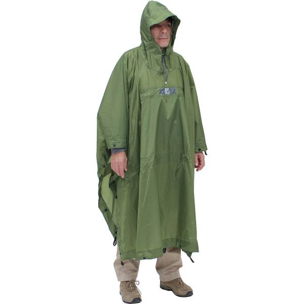 EXPED Bivy Poncho - Rucksackponcho green - Bild 1