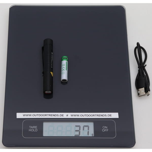 Ledlenser P2R Core - Stiftlampe - Bild 4