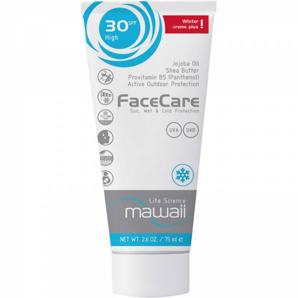 mawaii Winter FaceCare SPF 30 - 75 ml - Bild 1