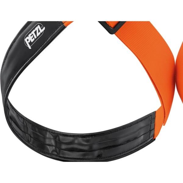 Petzl Supervanti - Speläologiegurt orange-schwarz - Bild 2