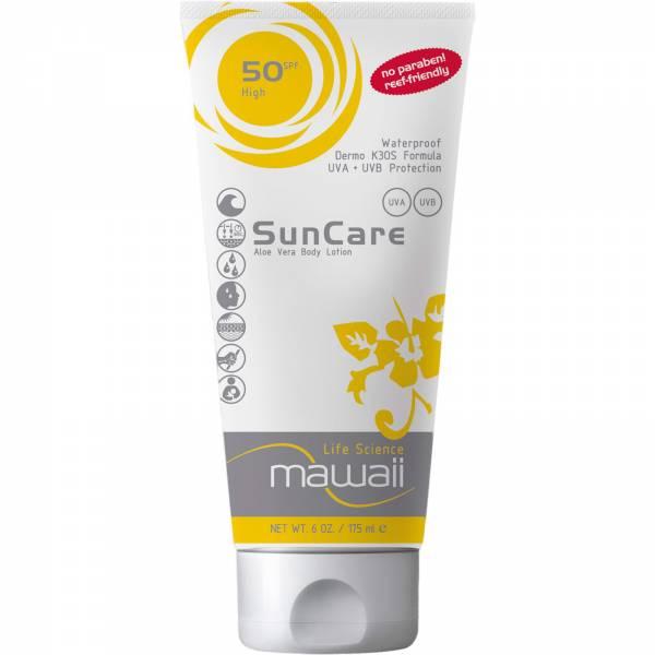 mawaii SunCare SPF 50 - 175 ml - Sonnenschutz - Bild 1