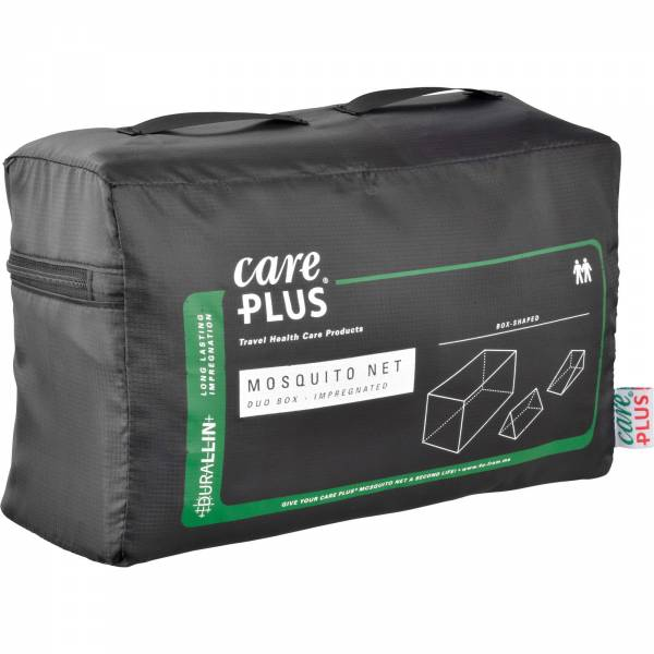 Care Plus Duo Box Impregnated - Moskitonetz - Bild 2