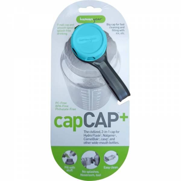 humangear capCAP+ - Flaschendeckel Plus hellblau - Bild 19
