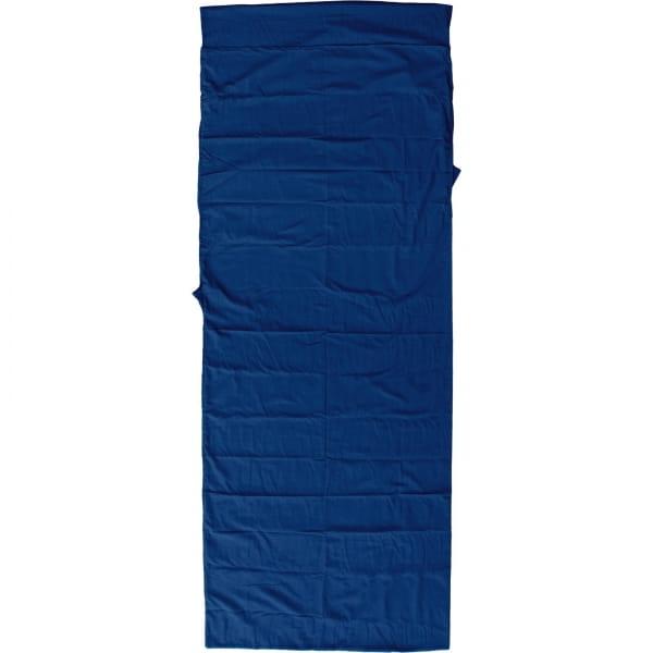 Origin Outdoors Sleeping Liner Poly-Baumwolle - Deckenform royalblau - Bild 1
