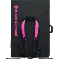 Vorschau: Black Diamond Circuit Crash Pad - Boulder-Matte black-ultra pink - Bild 2