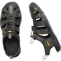Vorschau: KEEN Men's Clearwater Leather CNX - Sandalen magnet-black - Bild 12
