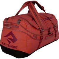 Vorschau: Sea to Summit Duffle 90 - große Reisetasche red - Bild 32