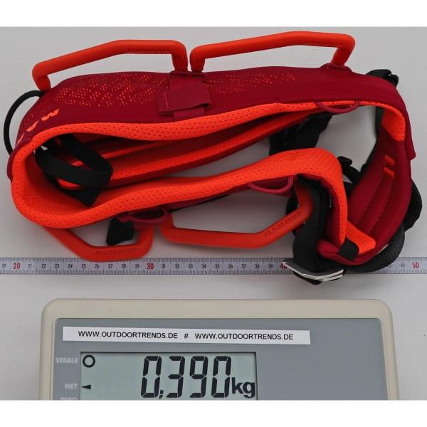 Mammut Comfort Knit Fast Adjust Women's - Klettergurt sundown-safety orange - Bild 3