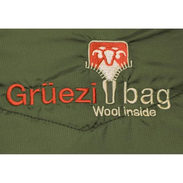 Grüezi Bag Biopod Wolle Survival  - Wollschlafsack greenery - Bild 14