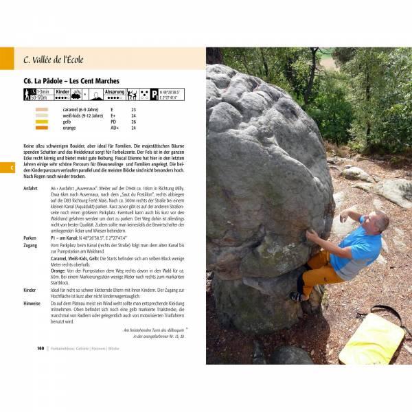 Panico Verlag Bleau en Bloc - Boulderführer - Bild 7