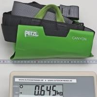 Vorschau: Petzl Canyon Club - Canyoning Gurt green - Bild 2
