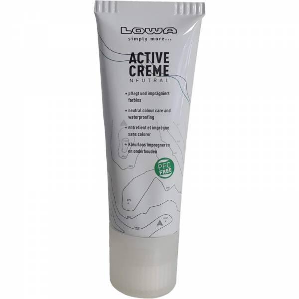 Lowa Active Creme PFC free - Schuhcreme - 75 ml farbneutral - Bild 1