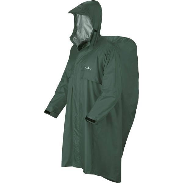 Ferrino Trekker - Rucksack-Regen-Poncho green - Bild 1