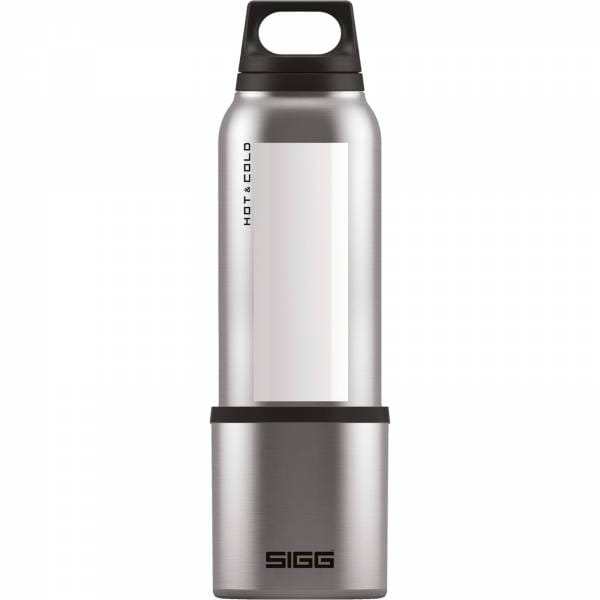 Sigg Hot & Cold Accent 0.75L - Thermoflasche white - Bild 3
